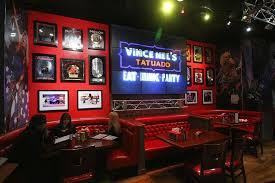 Vince Neil's Tatuado